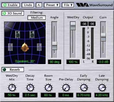 WaveSurround 4.13 full